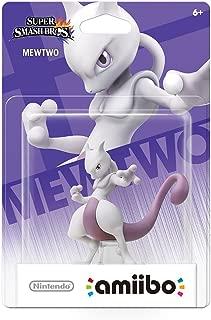 Mewtwo Amiibo Super Smash Bros Series