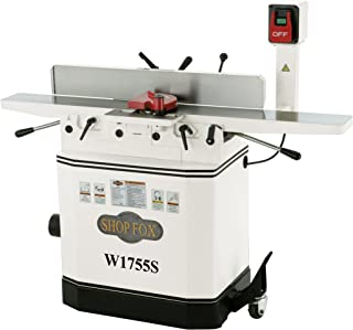 Shop Fox W1755S 6-Inch Jointer With Spiral Cutterhead