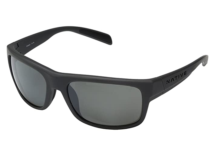 Native Eyewear Ashdown (Granite) Sport Sunglasses