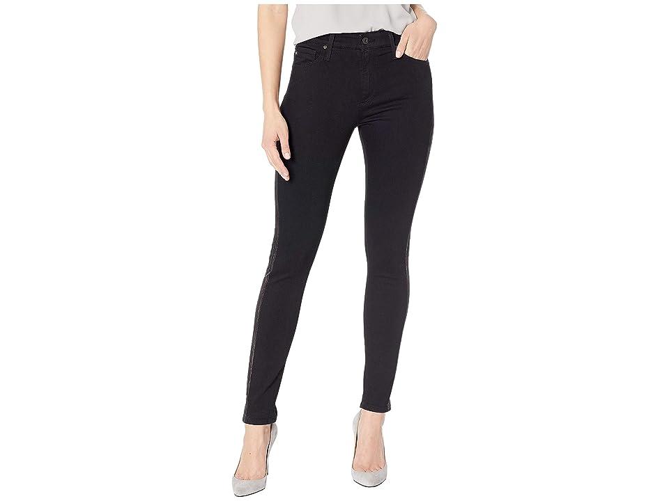 Image of AG Adriano Goldschmied Farrah Skinny Ankle in Printed Subtleties (Printed Subtleties) Women's Jeans