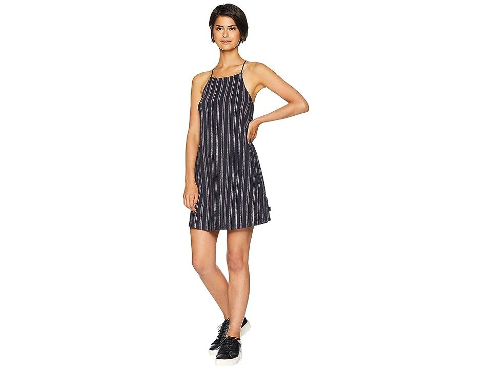 RVCA Exit Dress (Black) Women