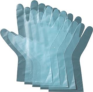 ショーワグローブ 【食品衛生法適合】D0300シルキーポリプロ手袋100枚入 Lサイズ 1袋