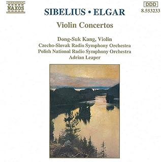 Sibelius & Elgar: Violin Concertos