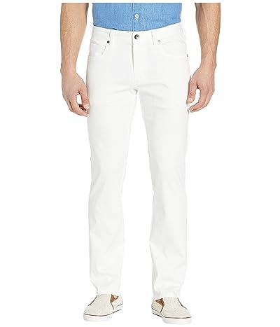 Tommy Bahama Boracay Five-Pocket Chino Pant (White) Men