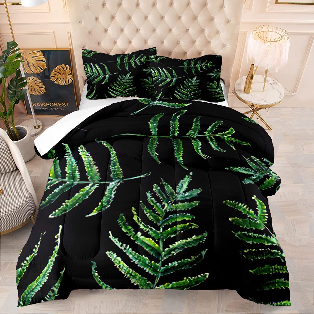 BailiPromise Japanese Style Comforter Reversible Under blast Ranking TOP16 sales Herb Forest Set