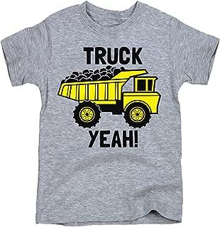Truck Yeah -Toddler Short Sleeve TEE