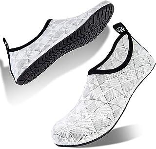 Dompelschoenen voor zee, strand, dans, yoga, sport, watersport, ademend, blote voetschoenen, waterschoenen voor dames en h...