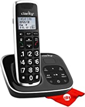 $78 » Clarity BT914 Severe Hearing Loss Cordless Amplified Phone With Circuit City Microfiber Cleaning Cloth