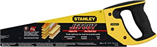 Stanley 2-15-594BT 2-15-594 Serrucho Fin 380 mm x 11, flerfärgad