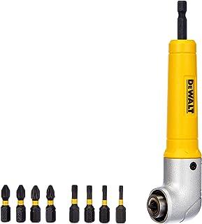 DEWALT DEWDT71517T Right Angle Torsion Drill Attachment, Yellow