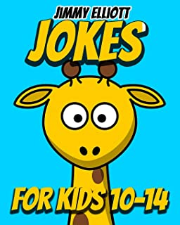 Jokes for Kids 10-14: Tricky Questions and Brain Teasers, Funny Challenges that Kids and Families Will Love, Most Mysterio...