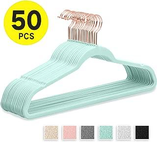 Best simple concepts velvet hangers Reviews