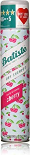 Batiste Shampoo Dry Cherry 6.73 Ounce (200ml) (6 Pack)
