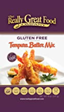Really Great Food Company – Gluten Free Tempura Batter Mix – 8 ounces - Great for fish, chicken, and vegetables - No Soy, Nuts, Eggs, Dairy - Vegan, Kosher and Plant Based (3 Pack)