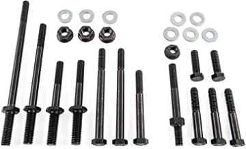 JEGS 83950 Water Pump & Timing Cover Bolt Kit