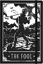 Deadly Tarot Gothic A5 Hard Cover Notebook (The Fool)