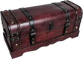 Baúl con diseño de cofre del tesoro de