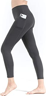 Women's Yoga Pants with Pockets High Waist Workout Pants for Women Tummy Control Running Cycling Yoga Leggings