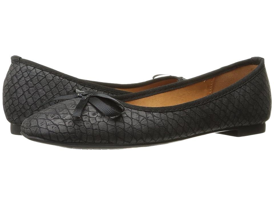 b87056fcb95 Callisto of California Barnett (Black) Women s Shoes