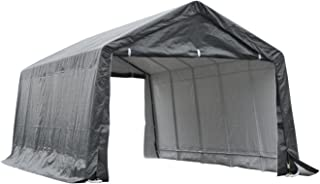 Outsunny 20' x 12' Heavy Duty Outdoor Temporary Carport Canopy Tent with Durable..