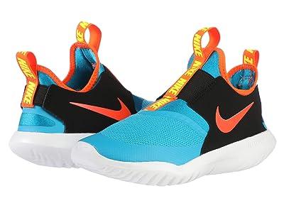 Nike Kids Flex Runner (Big Kid) (Laser Blue/Hyper Crimson/Black) Kids Shoes