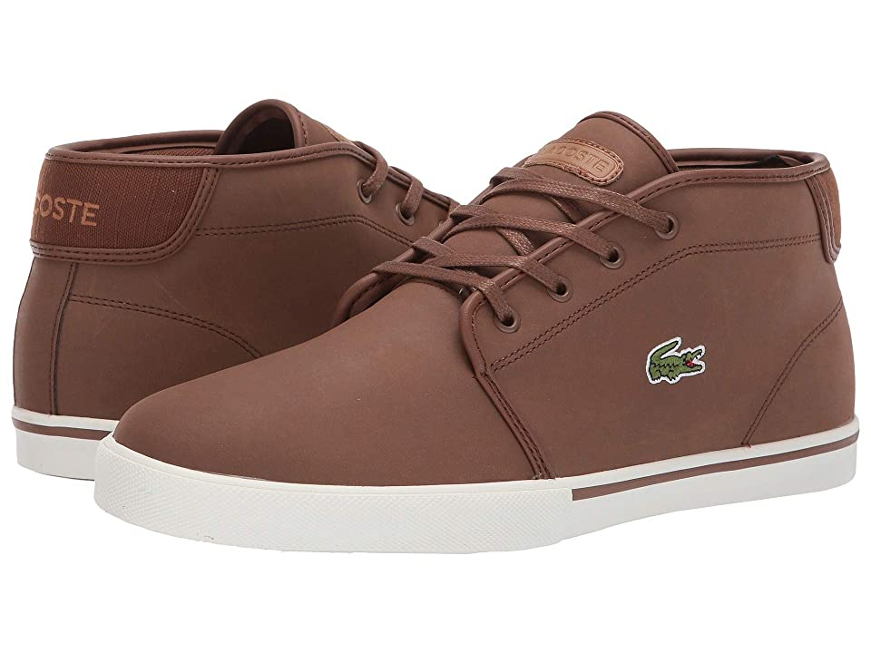 Lacoste Ampthill 119 1 CMA (Brown/Light Brown) Men