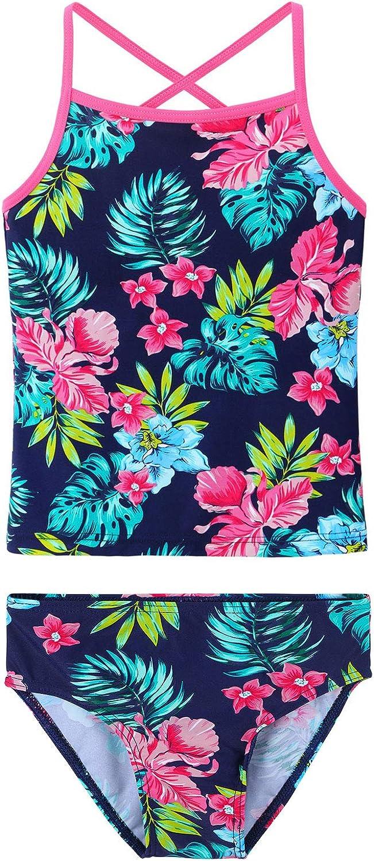 trust Low price TFJH E Girls Bikini Swimsuits 2-Pieces Suits Ras Tankini Bathing