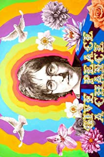 John Lennon notebook - achieve your goals, perfect 120 lined pages #1 (John Lennon Notebooks)
