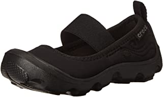 Crocs girls Duet Busy Day PS Mary Jane