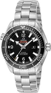 [オメガ] 腕時計 シーマスタープラネットオーシャン ブラック文字盤 コーアクシャル自動巻き 232.30.38.20.01.001 並行輸入品 シルバー