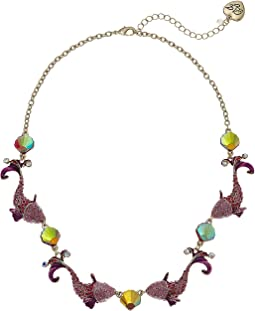 Fish Collar Necklace