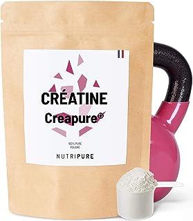 CRÉATINE monohydrate 100% pure CREAPURE® • pour la Force Musculaire • Idéale pour les sports intensifs et la musculation •...
