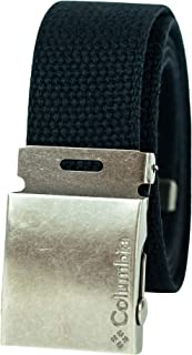 Columbia Men's & Boys' Military Web Belt - Adjustable One...