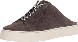 FRYE Women's Lena Zip Mule Sneaker