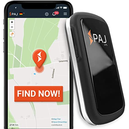 Paj Gps Allround Finder Gps Tracker Etwa 20 Tage Elektronik
