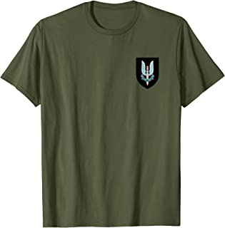 british sas shirts