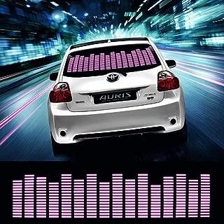 Best equalizer sticker light Reviews