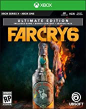 Far Cry 6 Xbox Series X|S, Xbox One Ultimate Edition [Digital Code]
