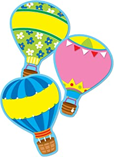Carson Dellosa Hot Air Balloons Cut-Outs(36pcs) (120077)
