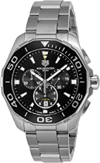 [タグ・ホイヤー] 腕時計 Aquaracer CAY111A.BA0927 メンズ 並行輸入品 シルバー