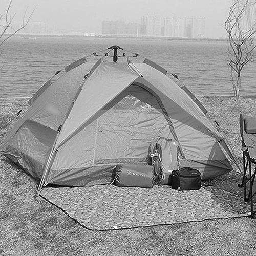 MJY Tente Tente de plein air tente de camping tente de camping sauvage tente de camping tente de camping,Orange,210  180  120cm