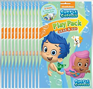 bubble guppies gift bags