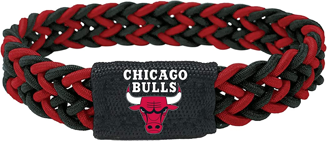 GameWear Boston Celtics Leather Bracelet with Snap Closure 7 to 9