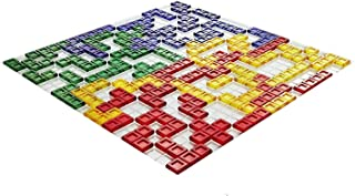 "Mattel Blokus Replacement Pieces - ONLY fits Blokus Game Model BJV44 (1/2"" Square Tiles)"