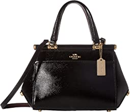 Grace 20 Bag in Crossgrain Patent Leather