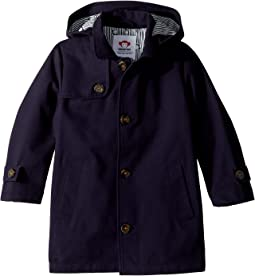 Appaman Kids Lightweight Trench Coat (Toddler/Little Kids/Big Kids)