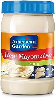 American Garden Garlic Mayonnaise, 473 ml