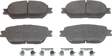 Best 2002 toyota camry front brake pads Reviews