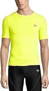 Noam - Camiseta de compresión sin Costuras Hombre