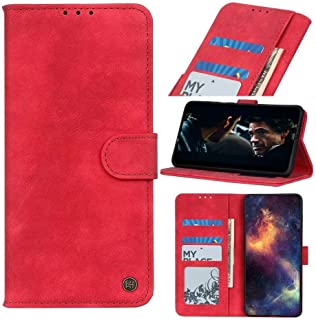 FTRONGRT Cover compatible for Oppo A93 5G Case, Flip cover with [card slot] [bracket] [wallet], Magnetic PU leather wallet...